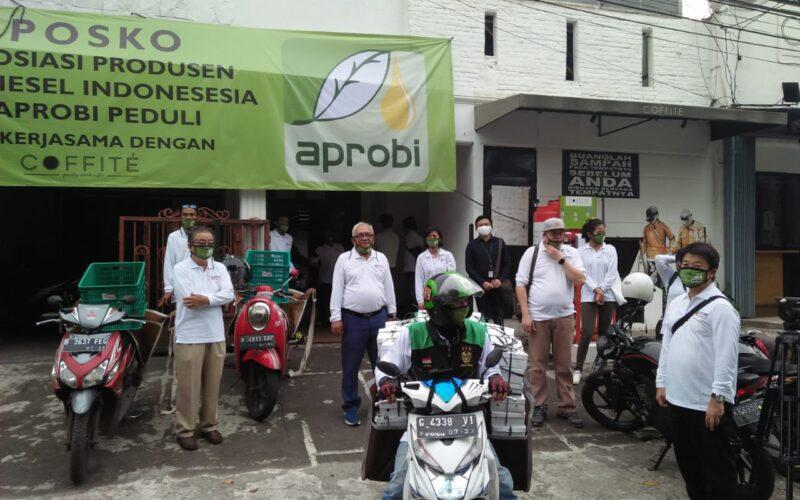 APROBI Peduli Masyarakat, Bagikan 1.000 Paket Makanan Berbuka Puasa di Wilayah DKI Jakarta